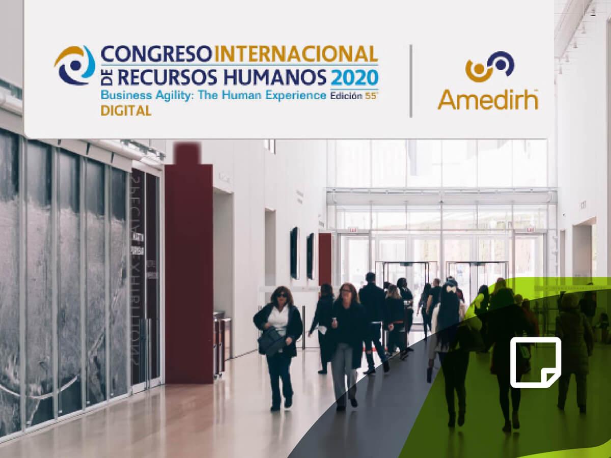 Congreso Amedirh 2020