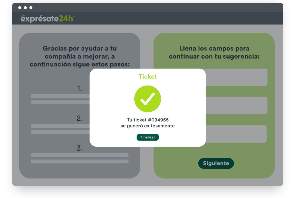 Exprésate24h Tickets