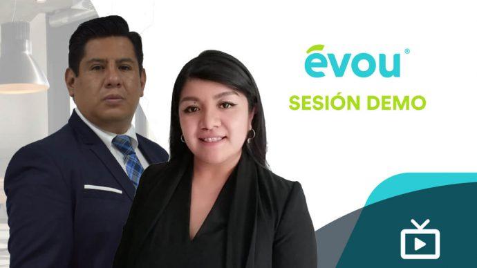 Sesión demo Evou® evaluaciones 360