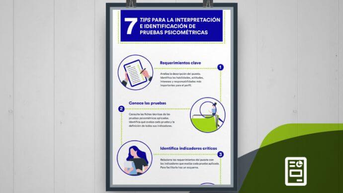 7 tips para la interpretación e identificación de pruebas psicométricas
