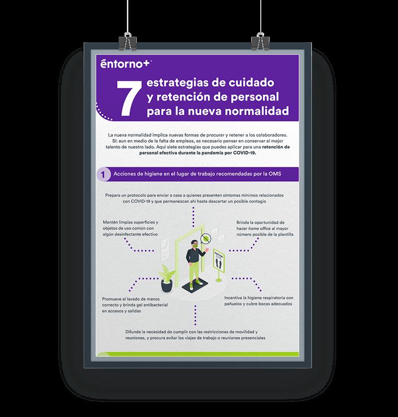 7 estrategias de cuidado y retención de personal para la nueva normalidad