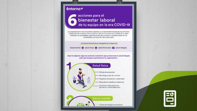6 acciones para el bienestar laboral de tu equipo en la era de la COVID-19